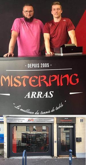 Misterping Arras